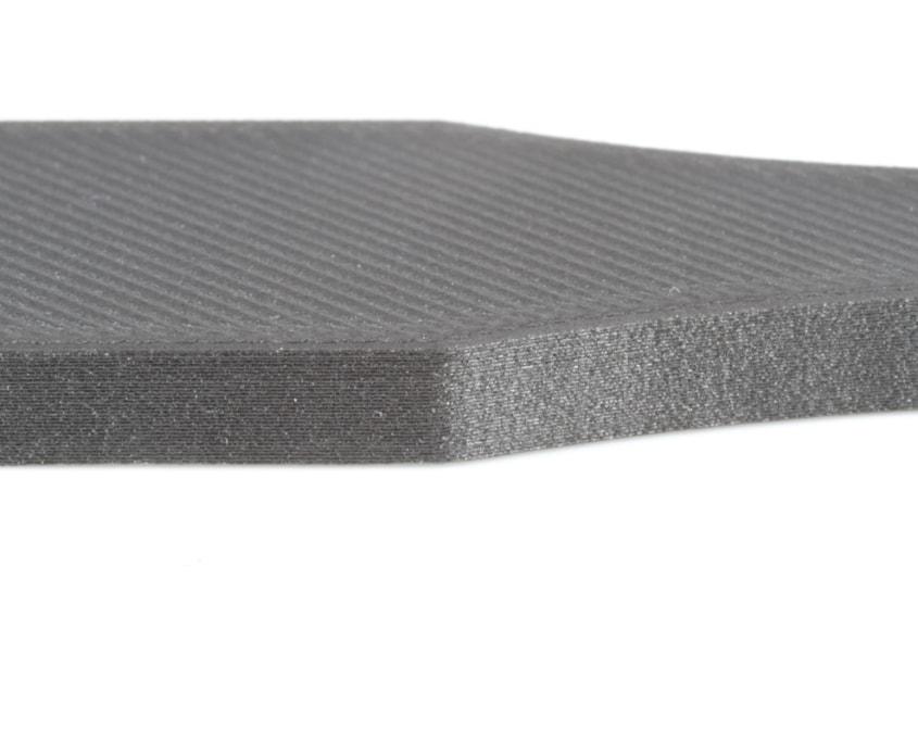 Continuous Fiber Material Extrusion - Tensile bar