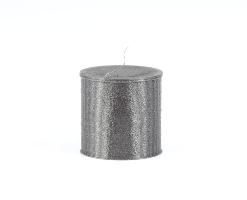 Cylindrical composite AM test specimen